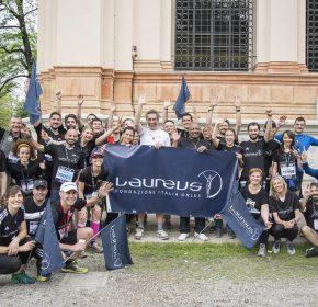 Milano Marathon Laureus