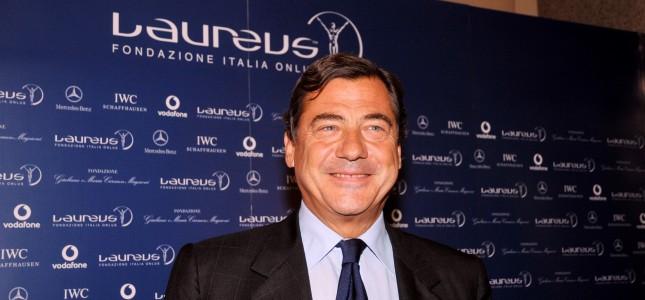 Ruggero Magnoni - Presidente Laureus