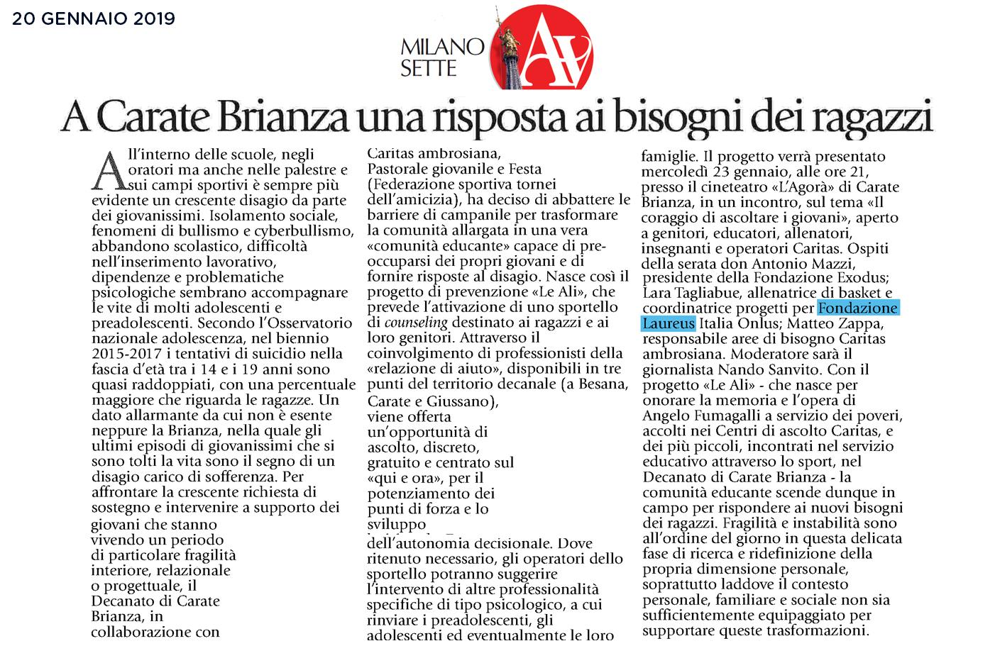 20-01-2019_MILANO-SETTE