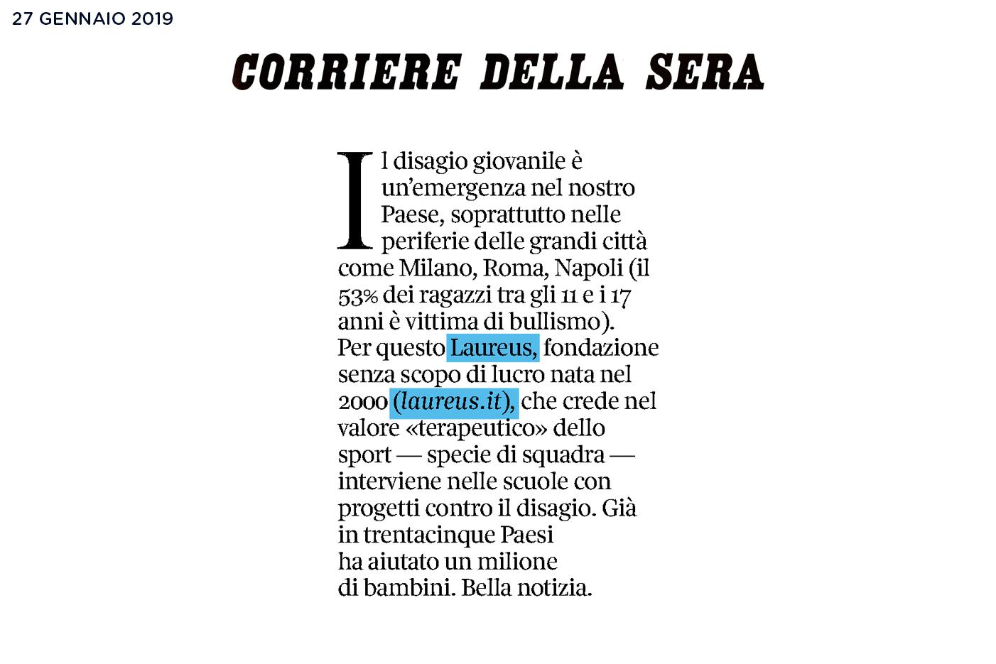 27-01-2019_CORRIERE-DELLA-SERA-MILANO